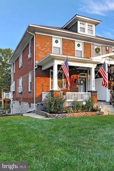 238 Mealey Parkway, Hagerstown, MD 21742 - #: MDWA2002206
