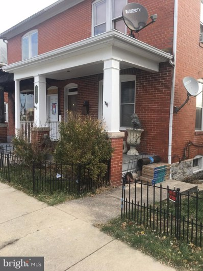 240 Hager Street, Hagerstown, MD 21740 - #: MDWA2002276
