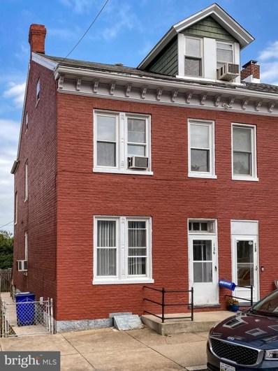 126 E Antietam Street, Hagerstown, MD 21740 - #: MDWA2002466