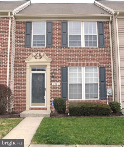 1014 Meadow View Drive, Salisbury, MD 21804 - MLS#: MDWC101016