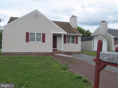 1405 Bantry Lane, Salisbury, MD 21804 - MLS#: MDWC102650