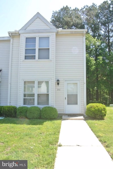 311 Jo Anns Way, Salisbury, MD 21804 - #: MDWC103150
