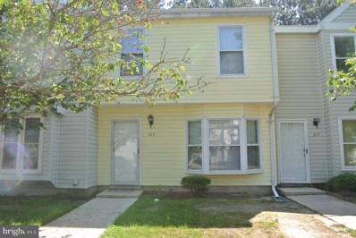 315 Jo Anns Way, Salisbury, MD 21804 - #: MDWC103152