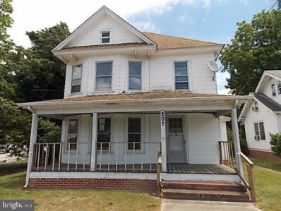 207 E Main Street, Fruitland, MD 21826 - #: MDWC103908