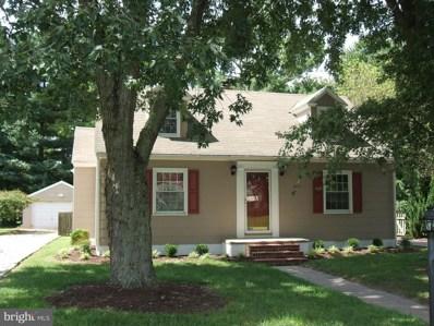 122 Carolyn Avenue, Salisbury, MD 21804 - #: MDWC103912