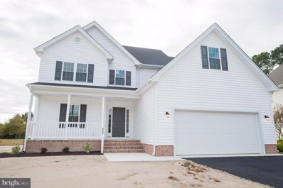 750 Wye Oak Drive, Fruitland, MD 21826 - #: MDWC104306