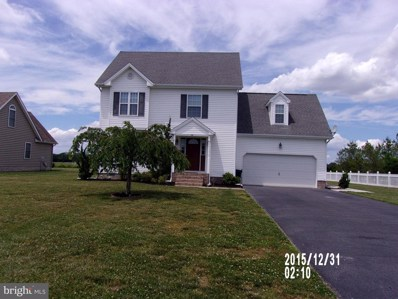 126 Nina Lane, Fruitland, MD 21826 - #: MDWC105164