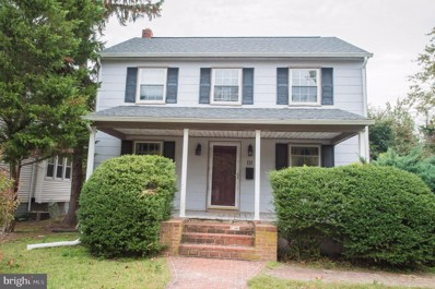 111 W London Avenue, Salisbury, MD 21801 - #: MDWC105804