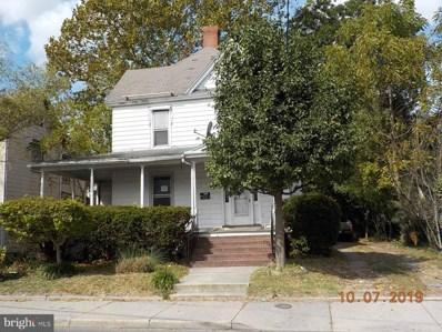 902 N Division Street, Salisbury, MD 21801 - #: MDWC105928