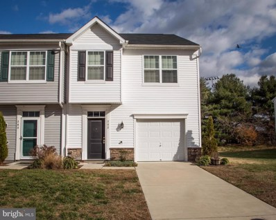 262 Garrison Way, Fruitland, MD 21826 - #: MDWC106220