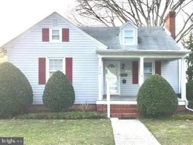 210 N Saratoga Street, Salisbury, MD 21804 - #: MDWC106524