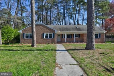 619 Pine Bluff Road, Salisbury, MD 21801 - #: MDWC107648