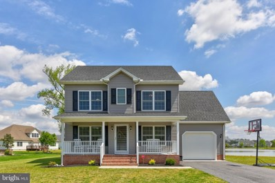 205 David Ct, Fruitland, MD 21826 - #: MDWC108102