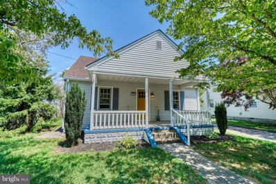 105 Hayward Avenue, Fruitland, MD 21826 - #: MDWC109104