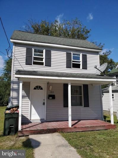122 2ND Street, Salisbury, MD 21801 - #: MDWC110120