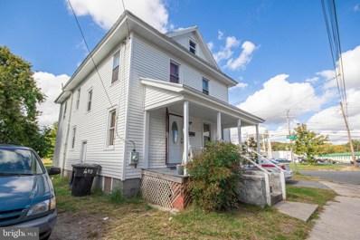 640 Liberty Street, Salisbury, MD 21804 - #: MDWC110314