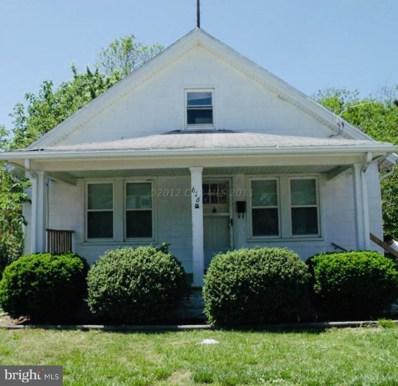 616 Dover Street, Salisbury, MD 21804 - #: MDWC111720