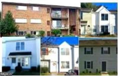 1821 Woodbrooke Drive, Salisbury, MD 21801 - #: MDWC112066