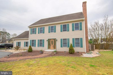 28019 Cross Creek Drive, Salisbury, MD 21801 - #: MDWC112126