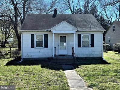 602 E College Avenue, Salisbury, MD 21804 - #: MDWC112268