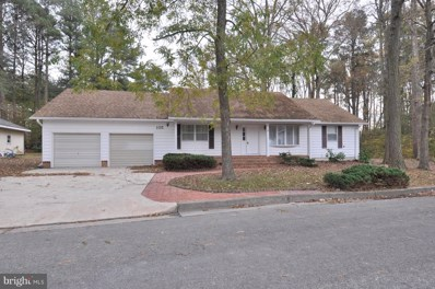 105 Brentwood Circle, Pocomoke City, MD 21851 - #: MDWO100876
