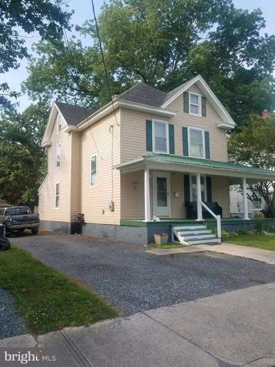 11 Front Street, Pocomoke City, MD 21851 - #: MDWO101076