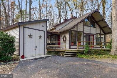110 Tail Of The Fox Drive, Ocean Pines, MD 21811 - #: MDWO101794
