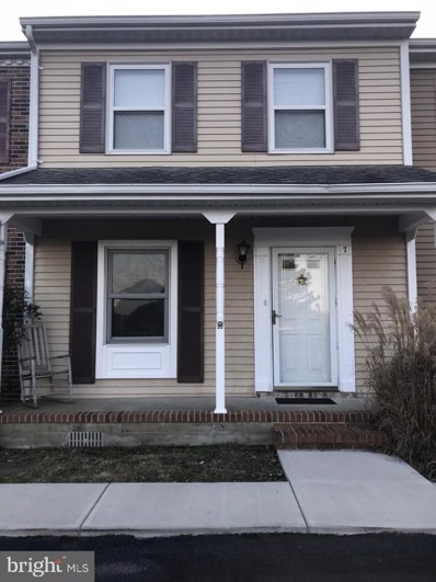 7 Franklin Square UNIT A7, Berlin, MD 21811 - #: MDWO101868