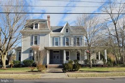 101 S Church Street, Snow Hill, MD 21863 - #: MDWO102000