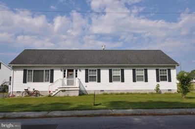 1401 Cedar Street, Pocomoke City, MD 21851 - #: MDWO103628