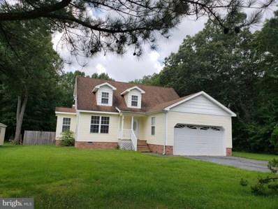 808 White Oaks Lane, Pocomoke City, MD 21851 - #: MDWO104472