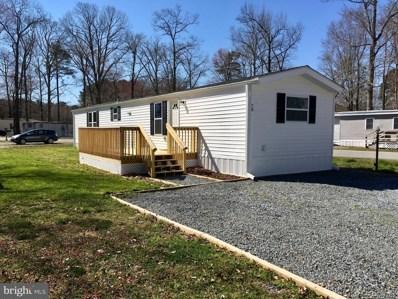 12623 Shell Mill Road UNIT 78, Bishopville, MD 21813 - #: MDWO104958