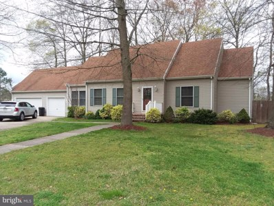 833 White Oaks Lane, Pocomoke City, MD 21851 - #: MDWO105376