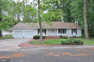 105 Brentwood Circle, Pocomoke City, MD 21851 - #: MDWO105744
