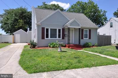 14 Somerset Avenue, Pocomoke City, MD 21851 - #: MDWO106772