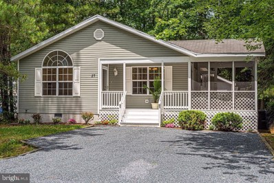 87 High Sheriff Trail, Ocean Pines, MD 21811 - #: MDWO106800