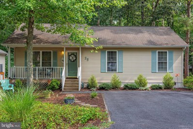 25 Greenwood Lane, Ocean Pines, MD 21811 - #: MDWO107972