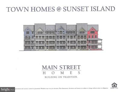 1 Sunset Island Drive UNIT C, Ocean City, MD 21842 - #: MDWO109682