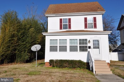 203 Walnut Street, Pocomoke City, MD 21851 - #: MDWO110782