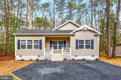 5 Tail The Fox Drive, Ocean Pines, MD 21811 - #: MDWO111316