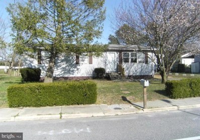 105 8TH Street, Pocomoke City, MD 21851 - #: MDWO113284