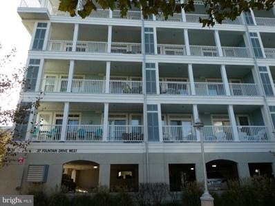 37 Fountain Drive W UNIT 2D, Ocean City, MD 21842 - #: MDWO113540