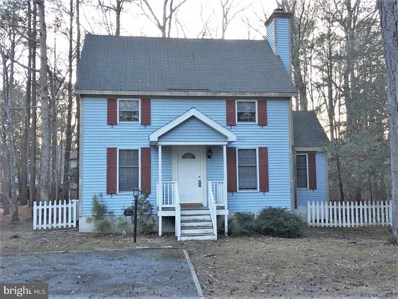 43 Cannon Drive, Ocean Pines, MD 21811 - #: MDWO118932
