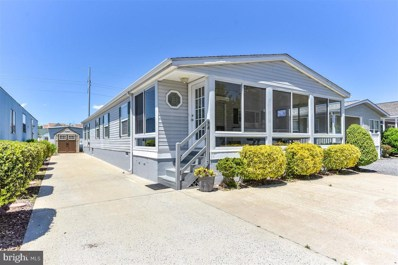 9916 Row #D Lot #74-  Golf Course Rd., Ocean City, MD 21842 - #: MDWO122374