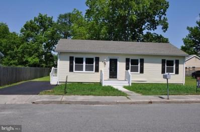 602 8TH Street, Pocomoke City, MD 21851 - #: MDWO123014