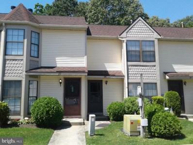 26 Cambridge Townhouse Drive, Egg Harbor Township, NJ 08234 - #: NJAC111196