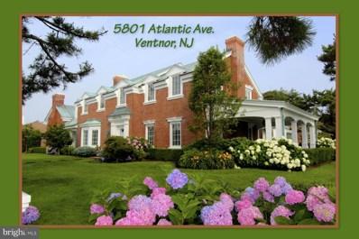 5801 Atlantic Avenue, Ventnor City, NJ 08406 - #: NJAC112124