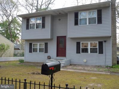 21 Aster Street, Browns Mills, NJ 08015 - #: NJBL100034