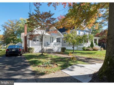 341 S Washington Avenue, Moorestown, NJ 08057 - MLS#: NJBL100448
