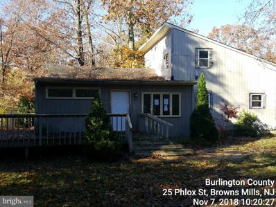25 Pflox Street, Browns Mills, NJ 08015 - #: NJBL102940